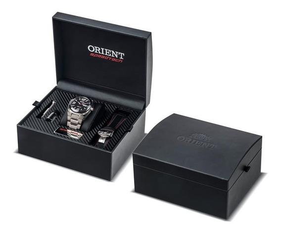 Relógio Orient Masculino 469ft001 P2sx Speedtech Ed. Lim.