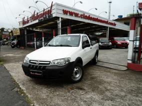 Fiat Strada Fire 1.4 Flex Pick Up 2011 Branca