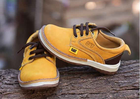 Zapatos Para Niños Caterpillar