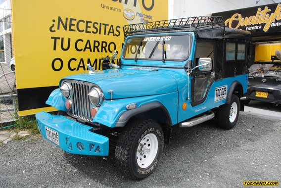 Jeep Willys Jeep Willis J6