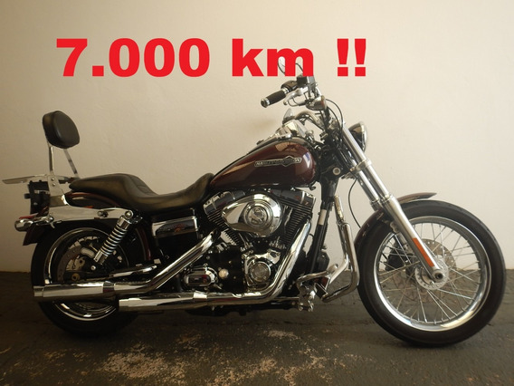 Dyna Custom - 7000 Km - A Mais Nova Do Brasil !!