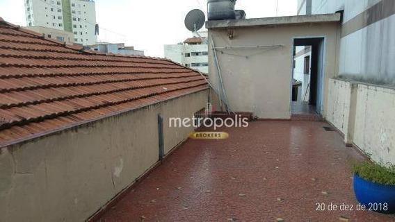 Casa Com 3 Dormitórios À Venda, 200 M² Por R$ 790.000 - Nova Gerti - São Caetano Do Sul/sp - Ca0456