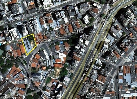 Terreno Para Venda, 638.0 M2, Bela Vista - São Paulo - 1205