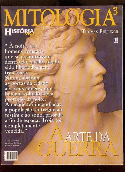 Revista Mitologia - A Arte Da Guerra - Thomas Bulfinch