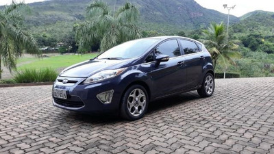 Ford New Fiesta 1.6 Mex Man Flex
