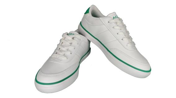 Lacoste Court Master Blanco - Verde (7-37cuc0002082)