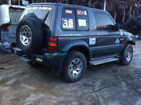Sucata Peças Pajero Gls 1997 3000 V6 Manual