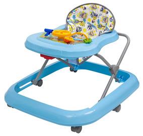 Andador Bebê Infantil Menino Toy Azul - Tutti Baby