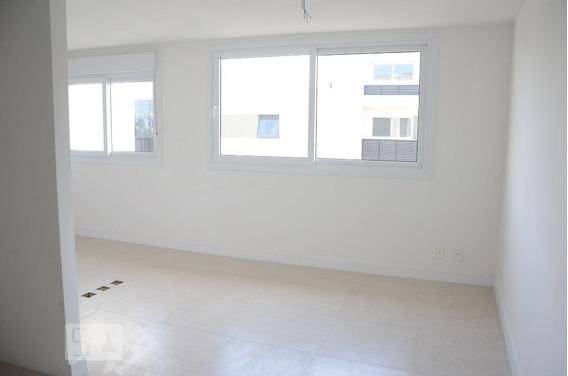 Apartamento Para Aluguel - Nossa Sra Das Graças, 1 Quarto, 33 - 893034043