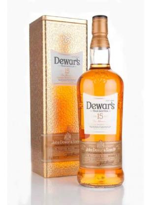 Whisky Dewar's 15 Anos 750ml