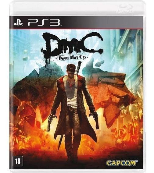 Devil May Cry Dmc Original Psn Legendado