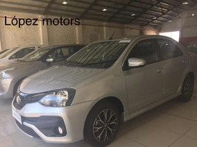 Toyota Etios Sedán 1.5 Xls