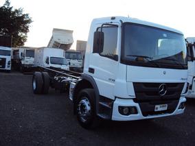 Mercedes-benz Atego 1719 2012