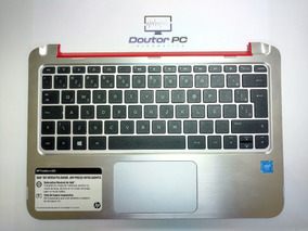 Topcase + Teclado + Touchpad Notebook Pavilion 11-n226br