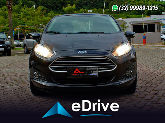 Ford Fiesta 1.6 Se Sedan 16v Flex 4p Powershift