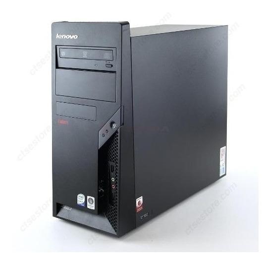 Cpu Lenovo Dual Core 4gb Hd 160gb Wifi #promoção