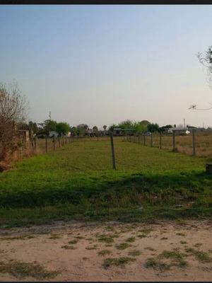 Terreno De 10x30 Pampa Del Indio Chaco