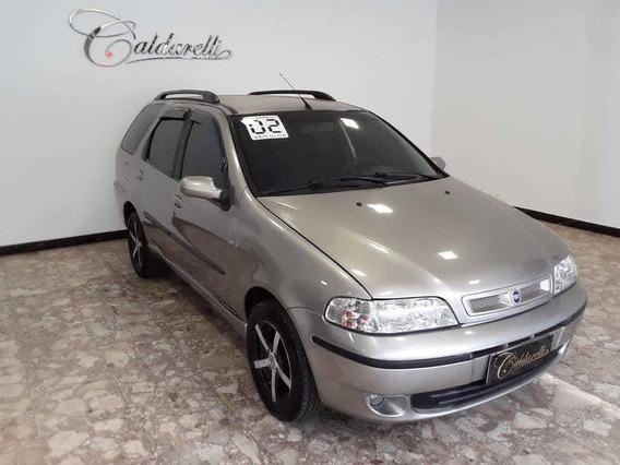 Fiat Palio Weekend Stile 1.6mpi 16v 4p 2002