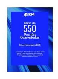 Apostila 550 Questões Comentadas Ibfc (nova) (pdf)