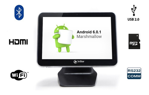 Pc Escritorio All In One Touch  2gb 8gb Android Full Hd
