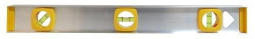 Nivel Aluminio 18 3 Gotas Stanley 42073