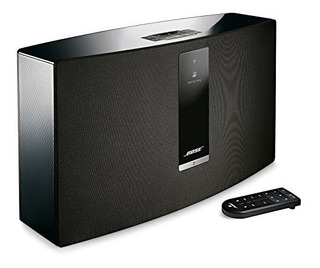 Bose Soundtouch 30 Wireless Speaker, Works With Alexa, Blac