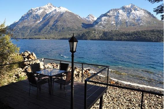 Alquiler Temporario Casa Lago Gutierrez 6 Pax