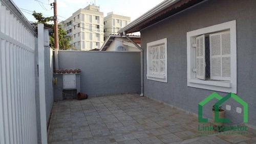 Imagem 1 de 28 de Casa À Venda, 165 M² Por R$ 680.000,00 - Parque Taquaral - Campinas/sp - Ca0555