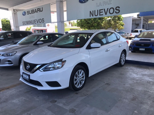 Imagen 1 de 10 de Nissan Sentra 2018
