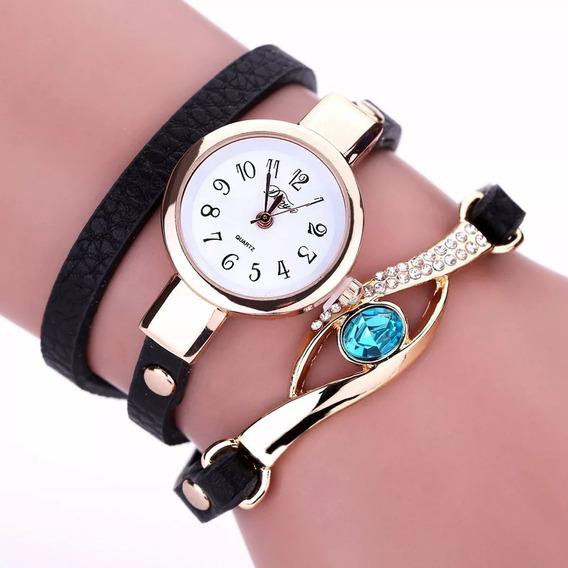 Relógios Duoya De Luxo