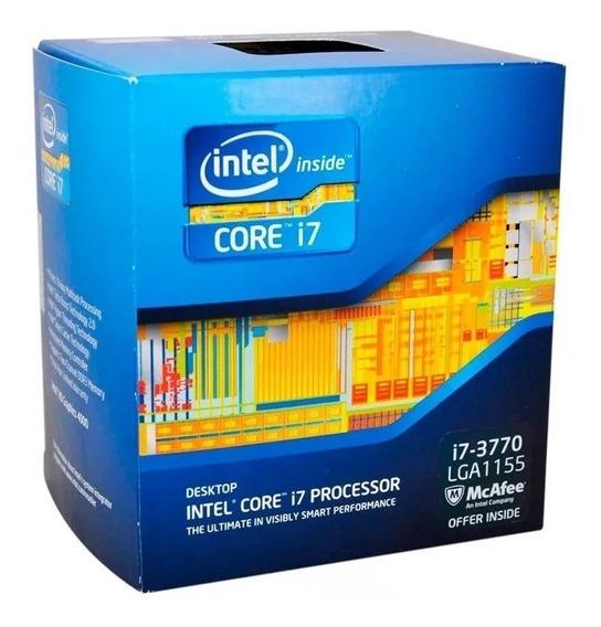 Processador Core I7 3770 3.4ghz Lga 1155 Envio Imediato