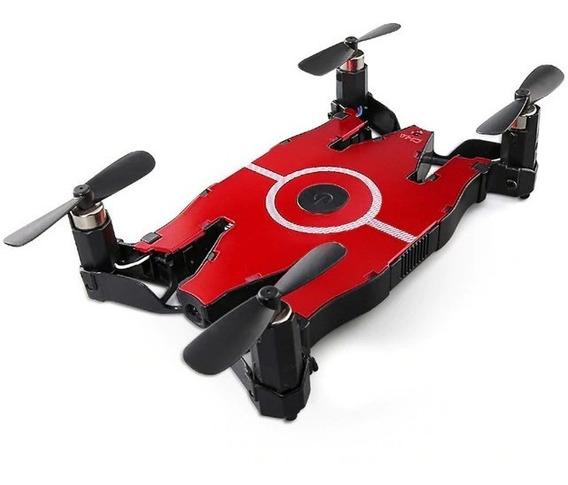 Drone Goolrc T49 Jjrc H49 Fpv Câmera Wi-fi Hd Pronta Entrega