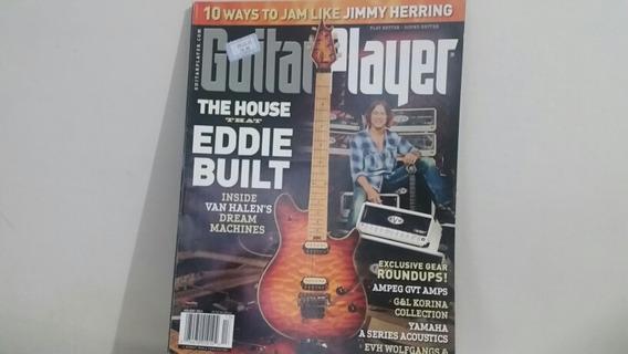 Guitar Player Eddie Van Halen -holliday 2011