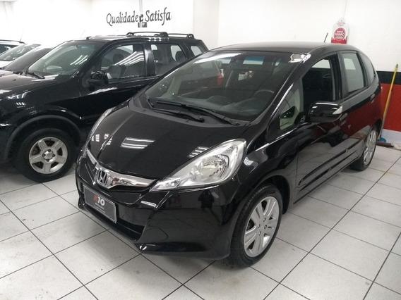 Honda/fit Ex Flex 2014 Automatico Financio Ate S/ Entrada