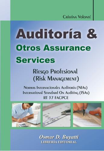 Auditoría Y Otros Assurance Services - Critina Volonté