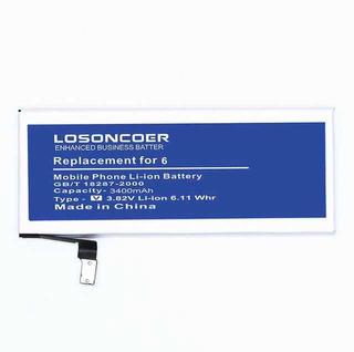 Bateria Losoncoer Compatível iPhone 6 Adesivo E Ferramentas