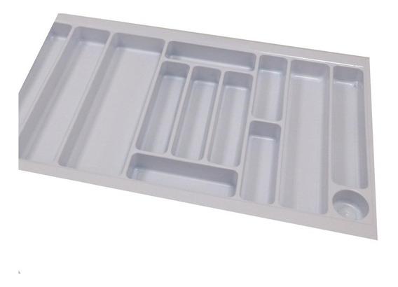 Cubiertero Plastico Blanco 820x480