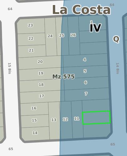 Lote - Con Facilidades - Código 162