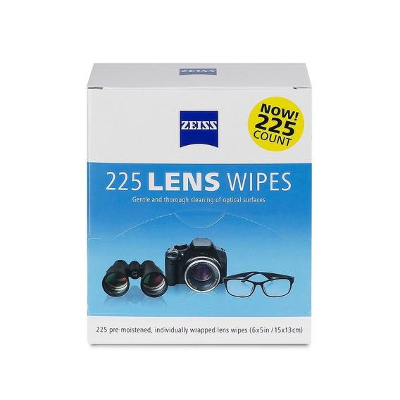 Zeiss Lens Wipes 250 Lenços De Limpeza De Lentes