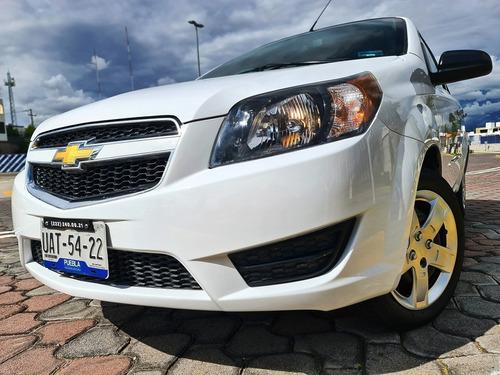 Imagen 1 de 15 de Chevrolet Aveo 2017 1.6 Lt Mt