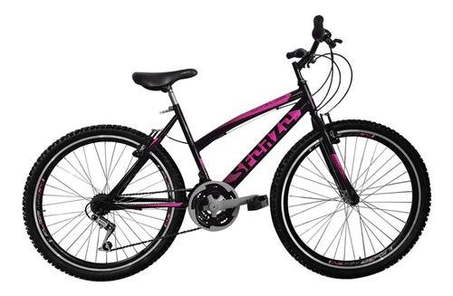Imagen 1 de 1 de Bicicleta Dama Rin 26 Doble Pared 18 Cambios
