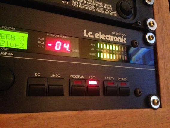 Tc Electronic M5000 - Reverb, Chorus, Flanger, Rack Fx Top!!
