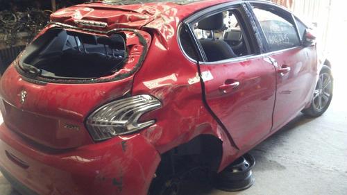 Sucata Peugeot 208 Para Retirada De Peças