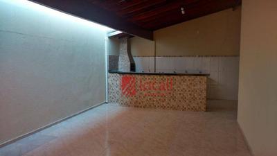 Casa Residencial À Venda, Regissol, Mirassol. - Ca0729