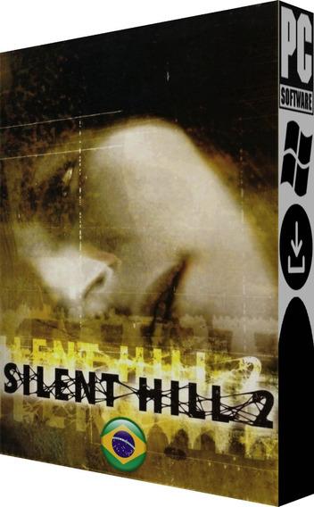 Silent Hill 2 Directors Cut - Pc - Mídia Digital