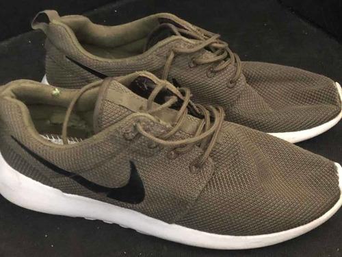 Nike Roshe One Dark Green Usa 9.5/br41
