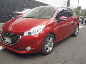 Peugeot 208 Féline At Color Rojo 2016 (grupo Camsa)