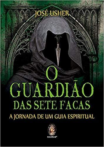 Livro O Guardião Das Sete Facas