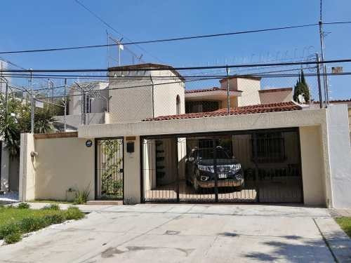 Casa Para Oficinas En Renta Fracc. Jardines De Guadalupe