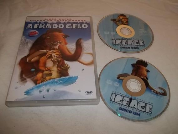 Dvd - A Era Do Gelo - Disco Duplo Ediçao Colecionador